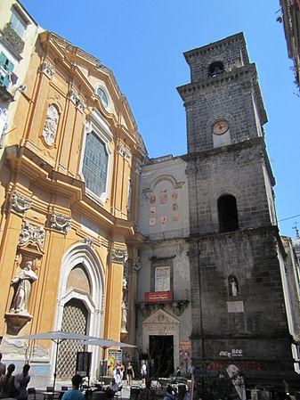 сн. 1 Napoli_-_Basilica_di_San_Lorenzo_Maggiore