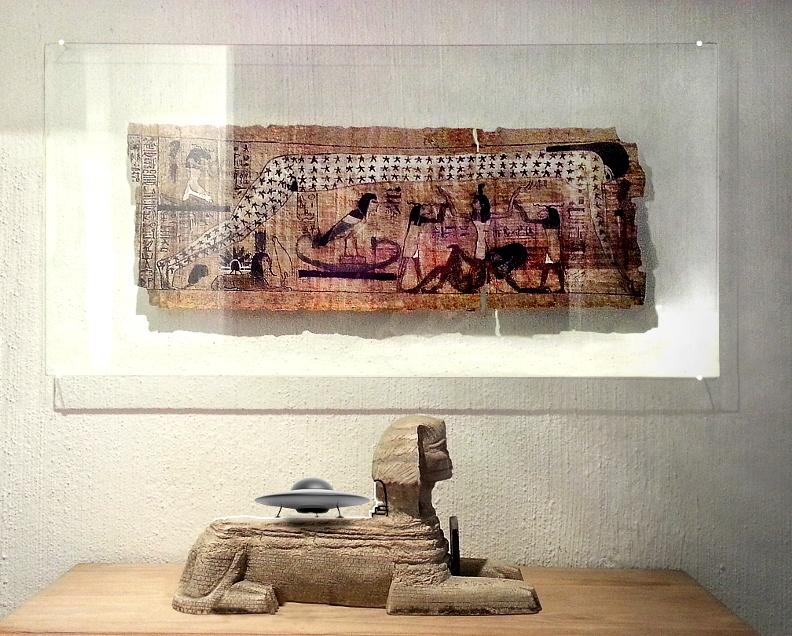 sphinx-papyrus-print